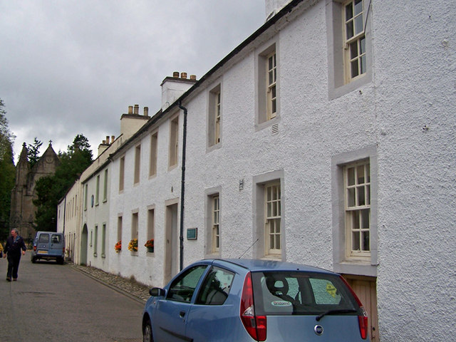Cathedral Street, Dunkeld
