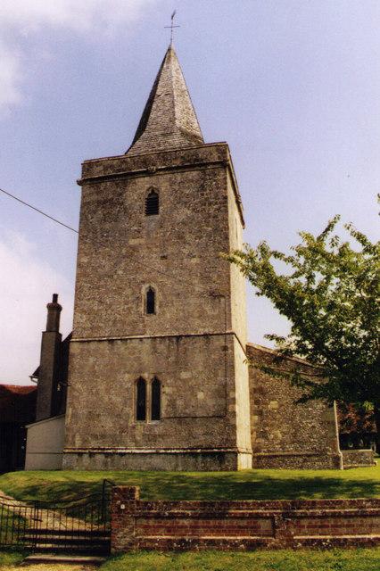 St Peter, Goodworth Clatford
