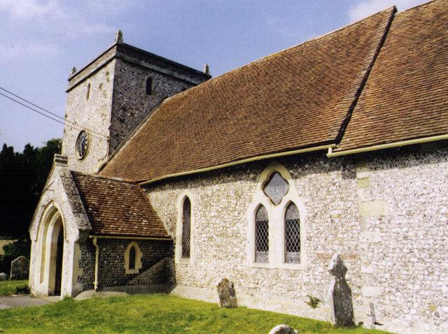 St Leonard, Grateley