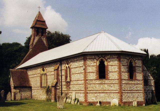 Christ Church, Hatherden