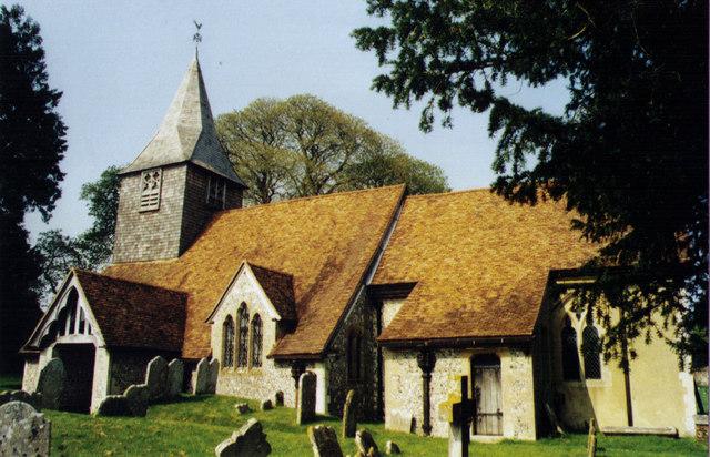 All Saints, Houghton