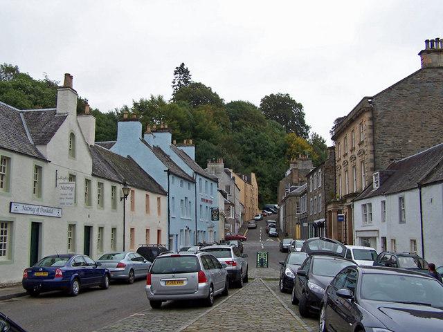 High Street, Dunkeld