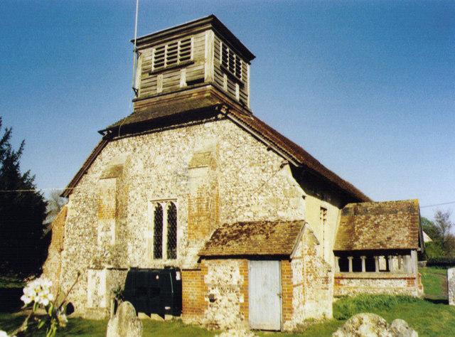St Nicholas, Leckford