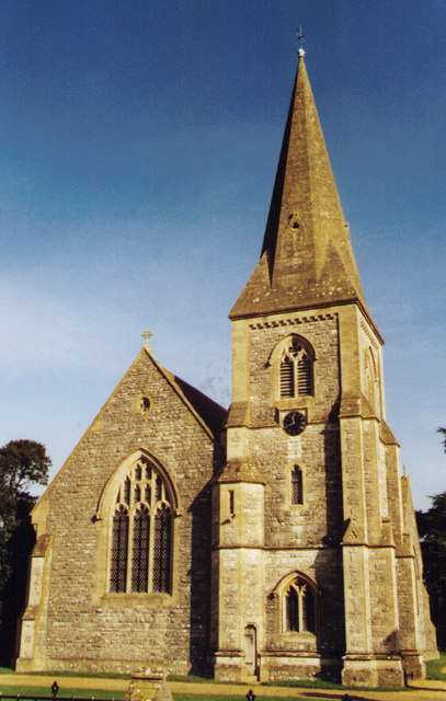 St John the Evangelist, Lockerley