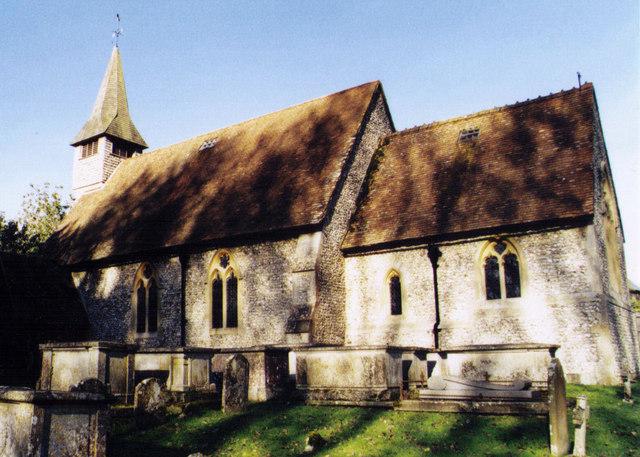 St Mary, Monxton