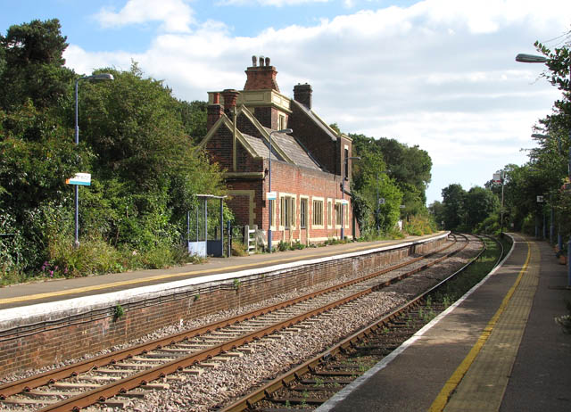 Somerleyton railway station