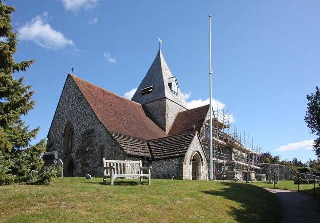 St Margaret, Ditchling, Sussex