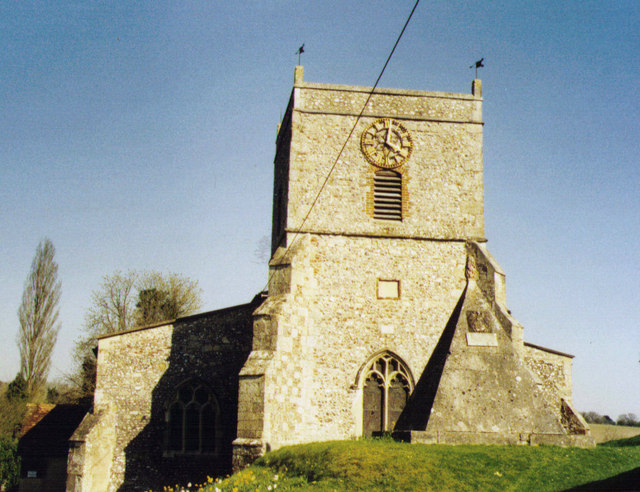 St Andrew, Nether Wallop
