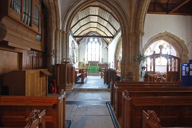 St Margaret, Ditchling, Sussex - East end