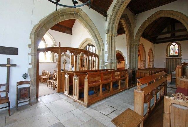 St Margaret, Ditchling, Sussex - Interior
