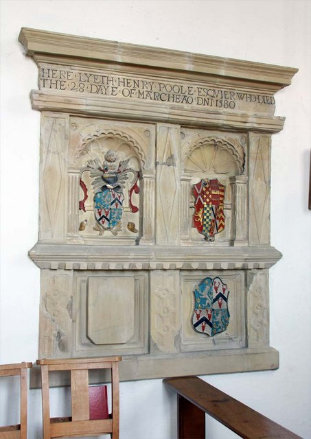 St Margaret, Ditchling, Sussex - Wall monument