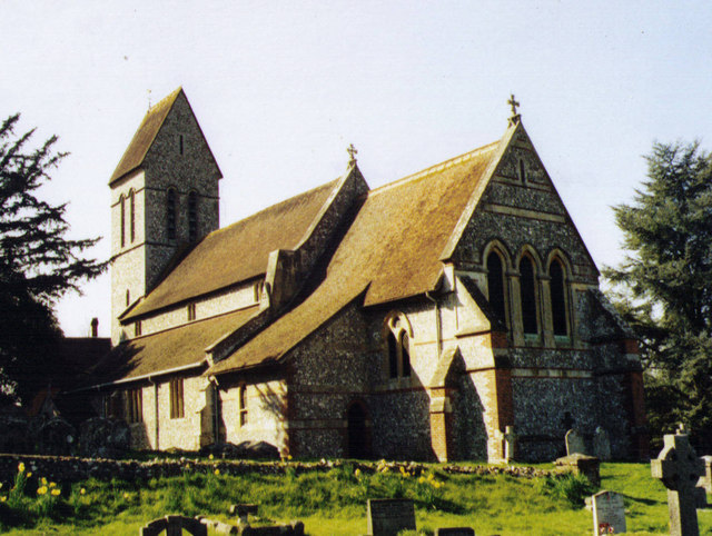 St Peter, Over Wallop