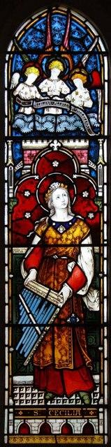 St Martin, Westmeston, Sussex - Window