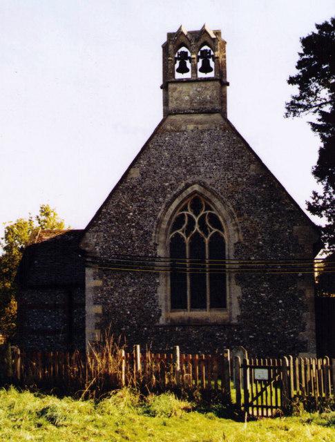 Holy Trinity, Penton Mewsey
