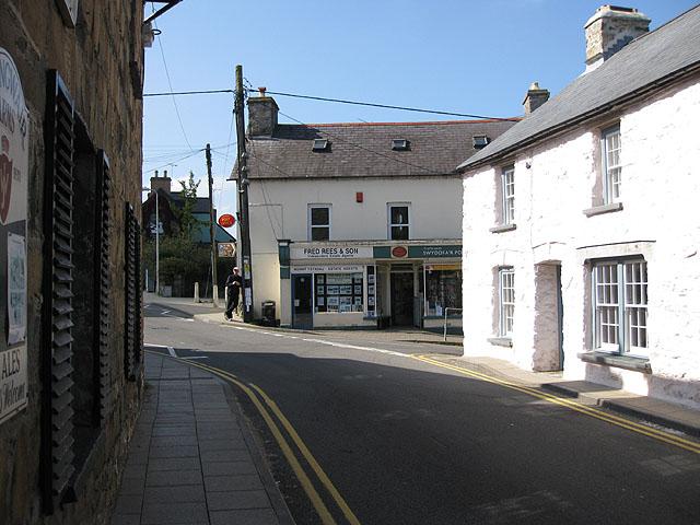 The Post Office, Newport