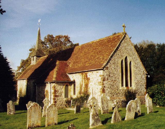 St Peter, Plaitford