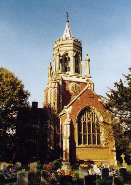 St Leonard, Sherfield English