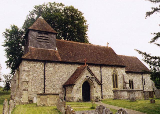 St Peter, Shipton Bellinger