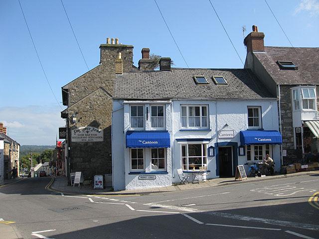 The Canteen, Market Street