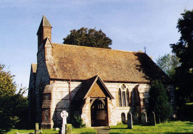 Christ Church, Smannell