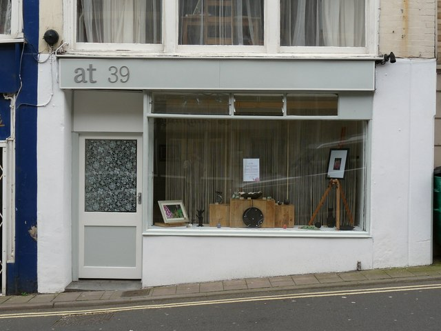 At 39, 39 Fore Street, Ilfracombe