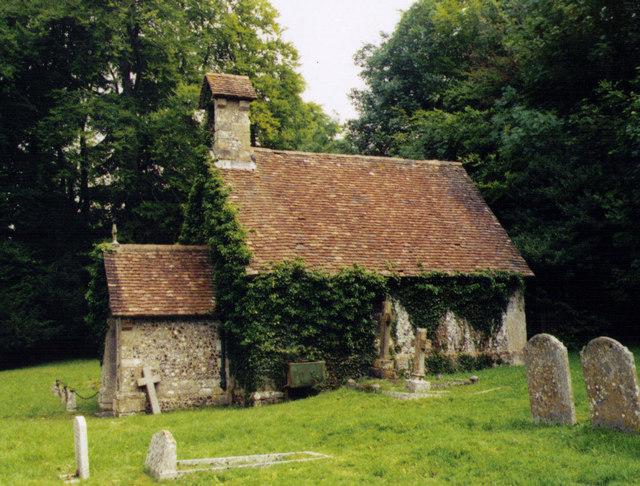South Tidworth Cemetery Chapel