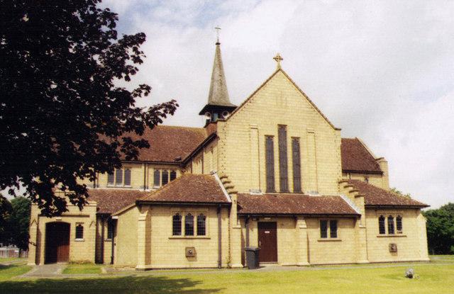 St Michael, South Tidworth
