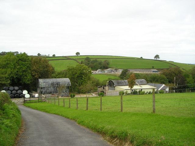 Two farms