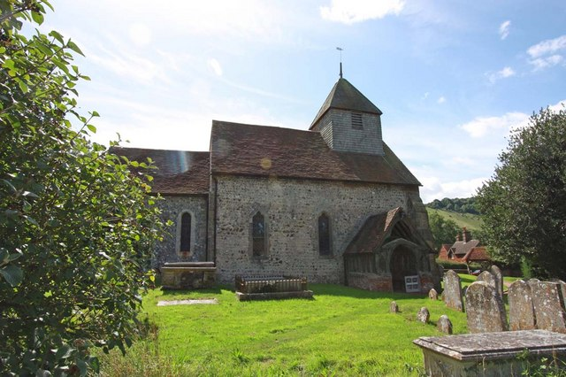 St Martin, Westmeston, Sussex