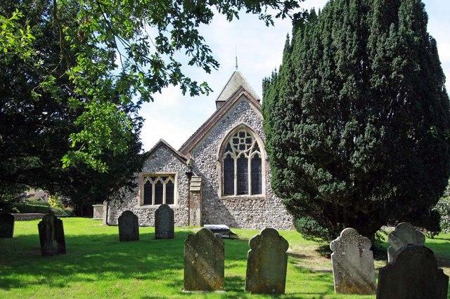 St Martin, Westmeston, Sussex