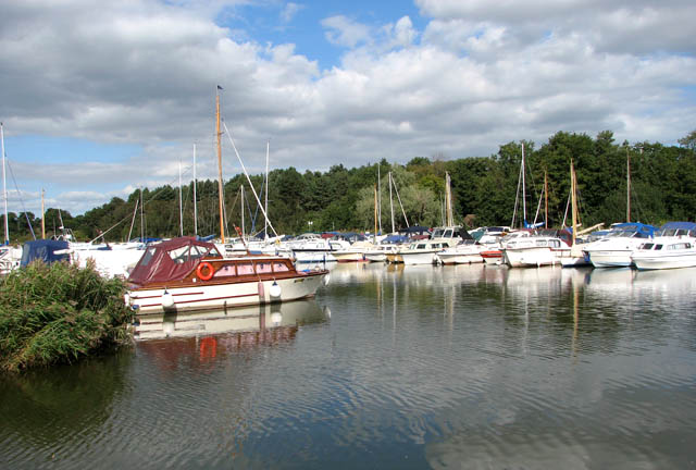 Somerleyton Marina