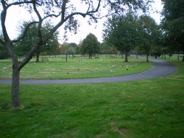 Danescourt Cemetery, Tettenhall