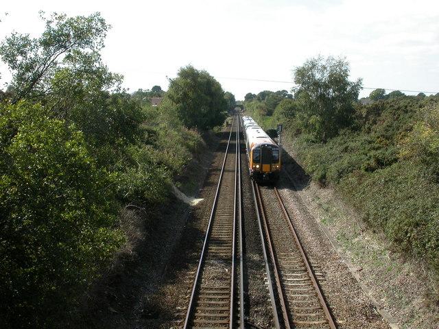Durnstown, railway