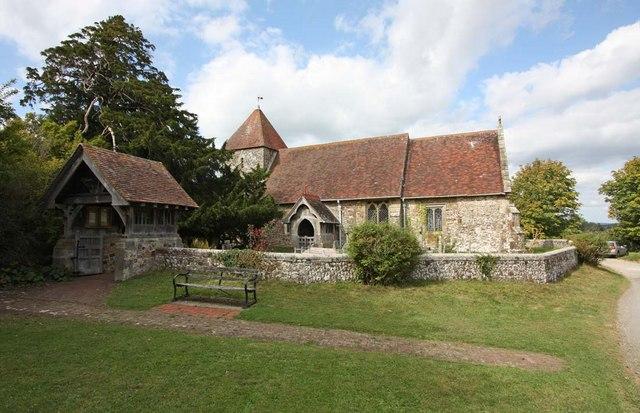 East Chiltington Parish Church, Sussex
