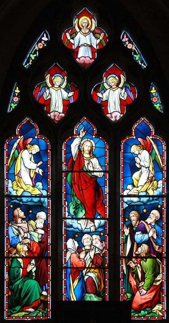 East Chiltington Parish Church, Sussex - Window
