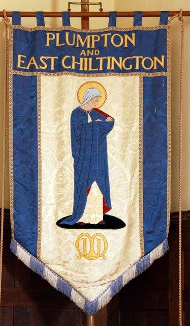 East Chiltington Parish Church, Sussex - MU Banner
