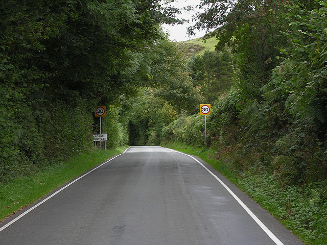 Southern approach to Forge