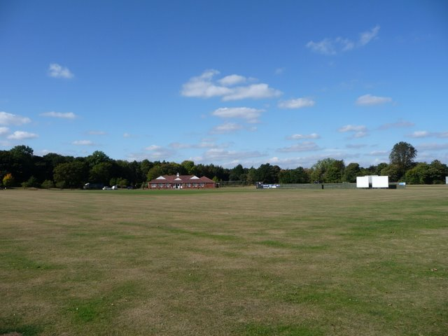 Burnham Memorial Cricket Ground