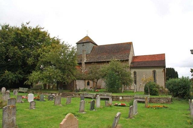 St John the Baptist, Clayton, Sussex