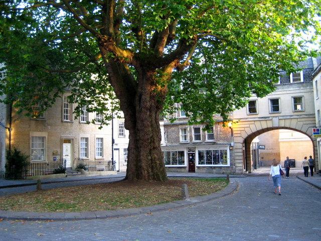 Abbey Green - Bath