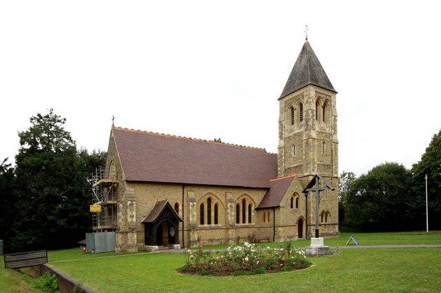 All Saints, Roffey, Sussex