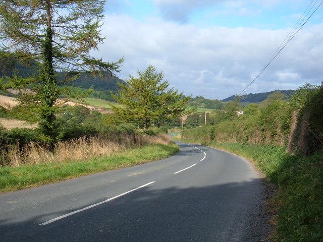 Minor Road Towards Hackness