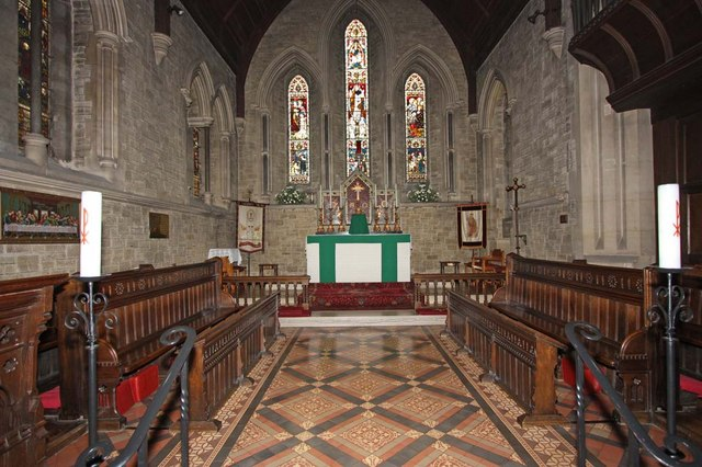 All Saints, Roffey, Sussex - Chancel