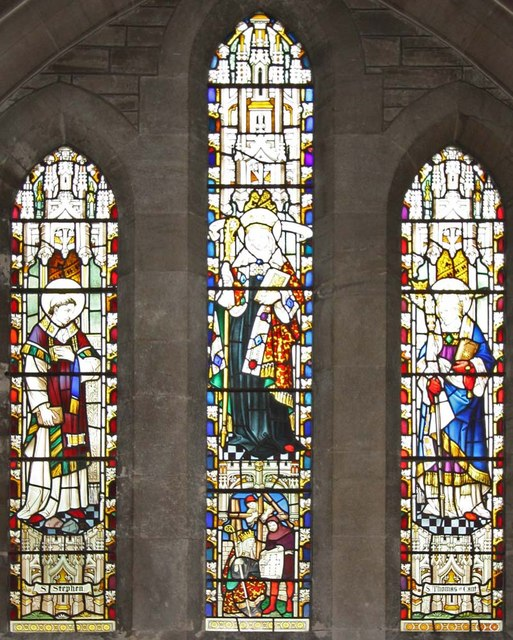 All Saints, Roffey, Sussex - Window