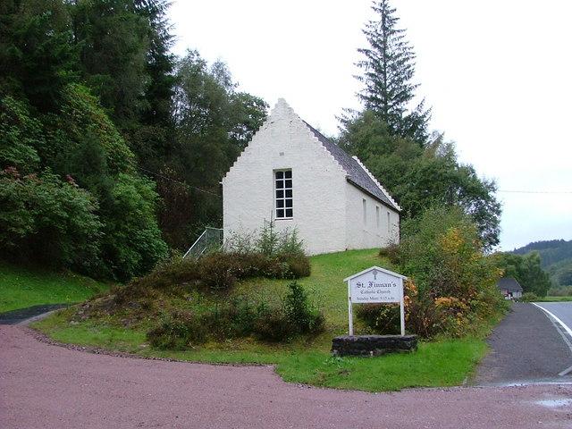 St. Finnan's Catholic Church
