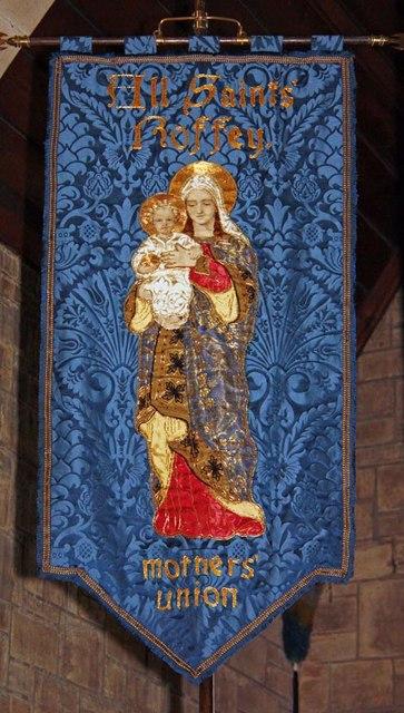 All Saints, Roffey, Sussex - MU Banner