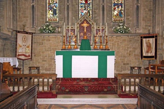 All Saints, Roffey, Sussex - Sanctuary