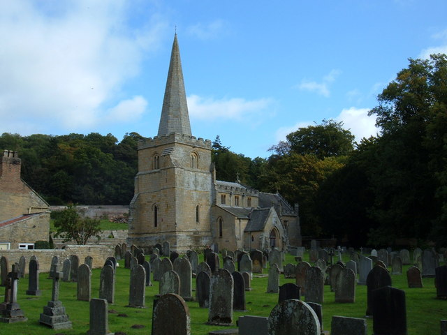 St Peter's Church, Hackness