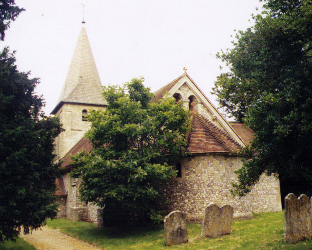 St Thomas of Canterbury, Tangley