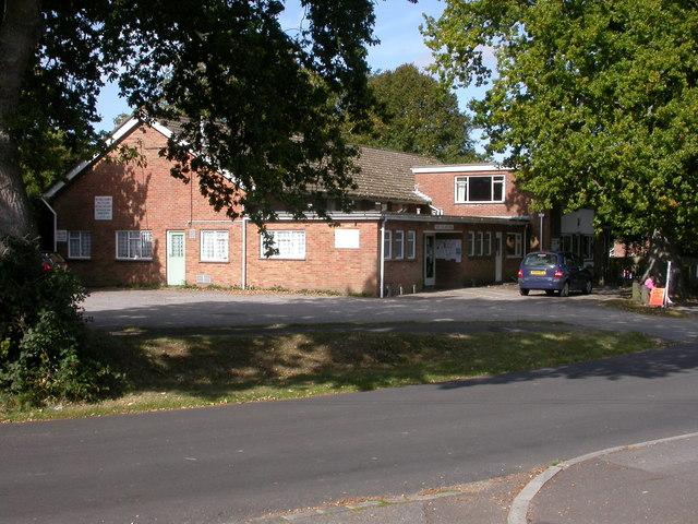 Sway Village Hall